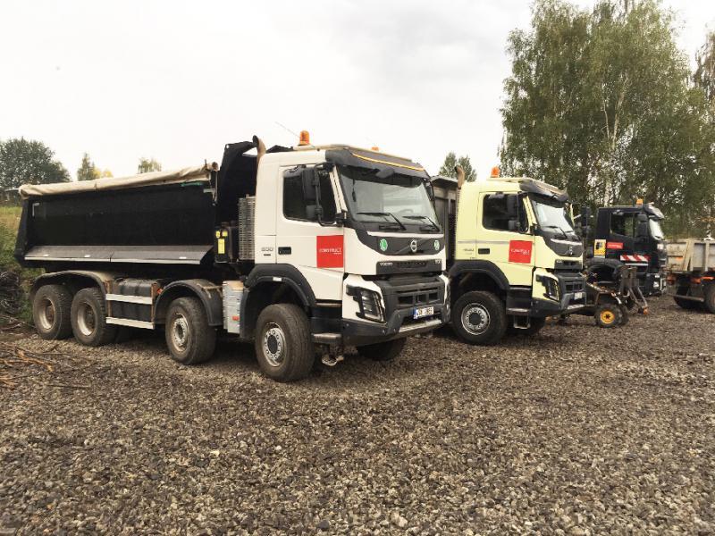 Construct service - Doprava
